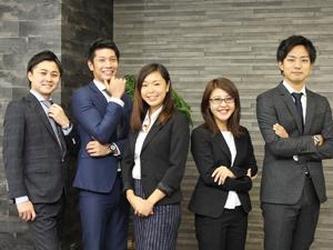 全社の平均年齢は26歳。20代が中心となって活躍している会社です。