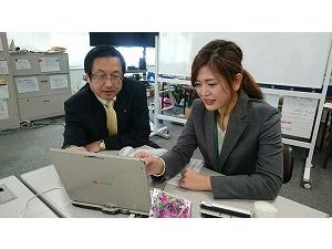 サービスコーディネーターの多くは未経験でスタート。知識は入社後に学べるので安心です。
