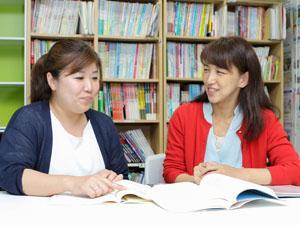 学校教育の経験がなくても、あなたの今までの社会経験・人生経験を存分に活かすことのできる仕事です!