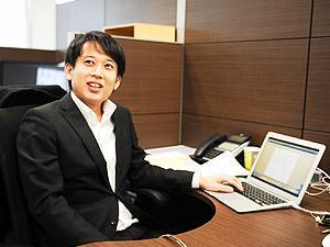国際経験豊かな社員で構成されている東京オフィス。実力主義でフランクな社風です。