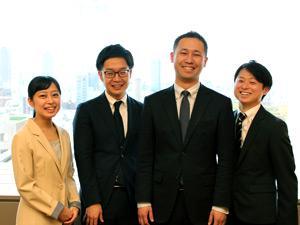 日本経済の未来を支える、責任の大きな仕事です。