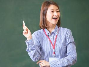私たちが毎日楽しく働く姿が、子どもたちの夢や希望になるから。先生の「元気」を会社が守ります!!