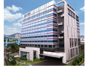 こちらは台湾の本社ビル。東京本社も今年4月に移転し、増床する予定です。