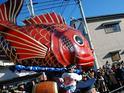 今年ユネスコに登録された唐津神社の秋季例大祭「唐津くんち」。伝統行事も大切に活性化を目指しています。