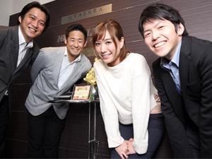 日本のカルチャーを世界へ発信するグローバル企業です。