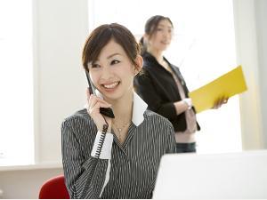 女性スタッフが活躍する環境。事務未経験からスタートした方も多く働いています。