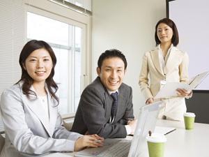 人事採用は当社の核となる重要部門。20代・30代が活躍している活気ある職場です。