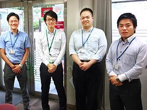 地元・京都のお客様に信頼をいただき、更なる成長を目指しています。社員全員の働きやすさも随時追求!