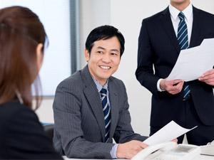 40代・50代で入社し、活躍している社員が多数います!