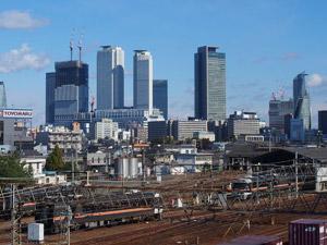 名古屋駅エリアの再開発。ほとんどの施設で、当社の製品が使われています。◎転勤なし◎未経験者大歓迎