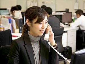 専門的な仕事のため、必要な知識などは入社後に身につけていただければOKです!