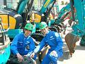 鉄道工事に特化した様々な機械の整備に携わるので、鉄道・機械好きの方にはぴったりの仕事です。