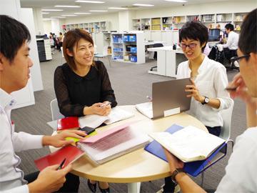挑戦できるボトムアップの社風!目指すは4年以内に100憶円!