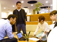 社員主導の働きやすい環境が自慢の社風です。
