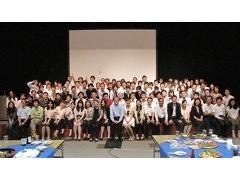 半期に1度開催するキックオフには、東京支社全員が集まります!