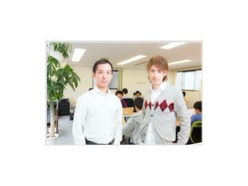 左:代表取締役:伊藤秀嗣 右:取締役CTO:五十嵐正人