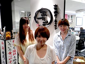 ここ本社から国内および海外へ「YAKINIKU」文化を発信。