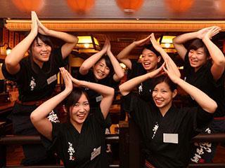 「食で笑う!」が企業理念!食とサービスを通じてお客様を笑顔に