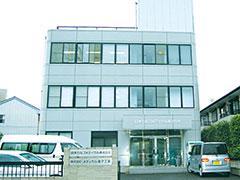 埼玉本社の自社ビルです
