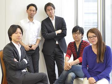 営業・ディレクター、マーケッター、Web解析士でチームを構成