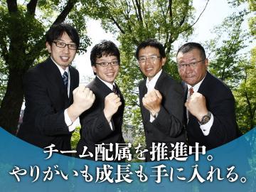 先輩と後輩、安心できるチーム配属/近澤さん・左と皆川さん・右