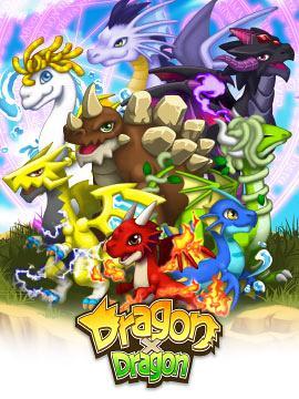 欧米圏で大人気のドラゴン育成アプリ。プレイヤーの海外比率はなんと90%以上!