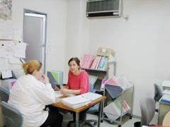 女性にも優しい職場です。時短勤務可。産休、育休実績有り。