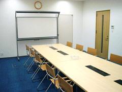 いつでも利用できる会議室