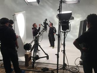 MV Shooting Image