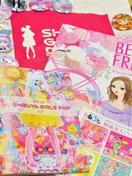 「SHIBUYA GIRLS POP」をはじめ、色んな企画を提案しチャンスを勝ち取っています。