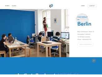 グローバル化の第一歩として、 2015年5月にベルリンオフィス開設。