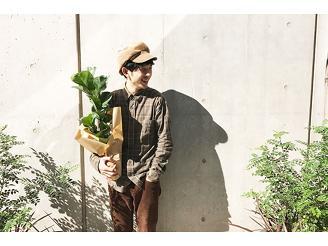 元花屋のメンバーもおり 植物の知識は社内に豊富にあります