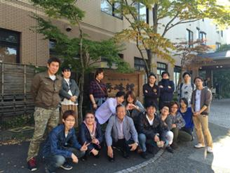 去年の慰安旅行は九州の旅2泊3日。今年は沖縄めんそ〜れ♪