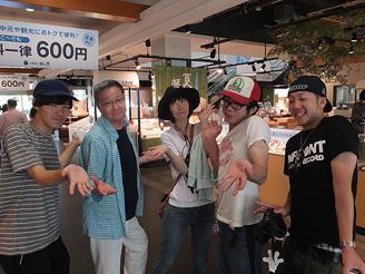 2014年には社員みんなで箱根温泉に行きました!今年も旅行に行きました。