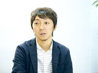 エンジニアには大きな裁量があります。執行 役員 メディアカルサービス部 部長 福村