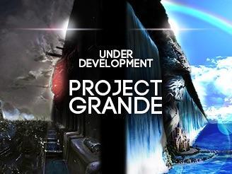 現在開発中の大型RPG 「プロジェクトGRANDE」