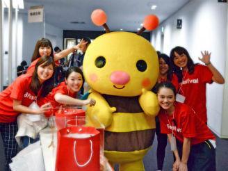 毎年渋谷ヒカリエで開催されるビッグイベント『A8フェスティバル』の来場は2千人超!