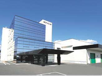 本社の印刷工場です。群馬県 太田市にあります。