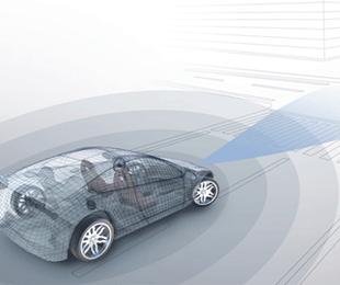 快適で安全な未来のため、高度な技術を駆使した最先端の先進運転支援システム開発に取り組んでいます。