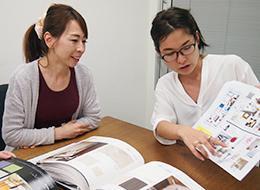 女性が長く活躍できる組織作りに注力しています。