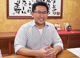 代表取締役/矢内 聡郎