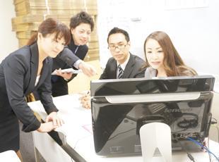 仲間とも協力して仕事を進められるから、未経験でも安心してスタートできます。