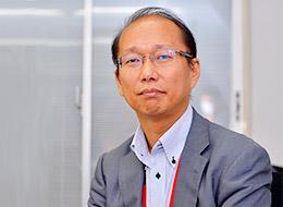 山田(代表取締役社長 兼 CEO/CTO )
