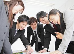 社員の満足と適材適所が、最終的にはお客様の満足を生む。だから、社員の意志を大切にしています。