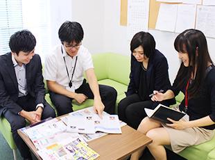 社員は20~30代のキャリア入社がほとんどです。