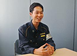 三宅(26歳) / 2015年10月に正社員へと昇格