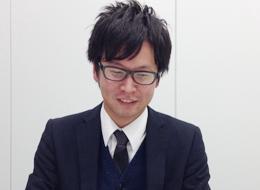 技術者 江崎/入社8ヶ月目