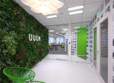 UUUMが目指す組織のカタチは「スタッフ全員が自立したチーム」。個性と感性を最大限に伸ばせる環境です。