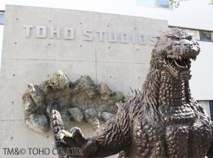 当社では、有名映画の数々が撮影された東宝スタジオの警備を担当できるチャンスもあります。
