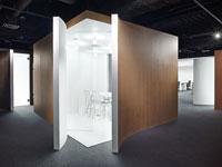 オフィスを気分一新リニューアル!これからも、「つながり」をデザインしていきます。